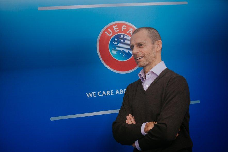 Aleksander Čeferin je od leta 2016, odkar vodi Evropsko nogometno zvezo (Uefa), storil veliko dobrega za evropski klubski nogomet.
