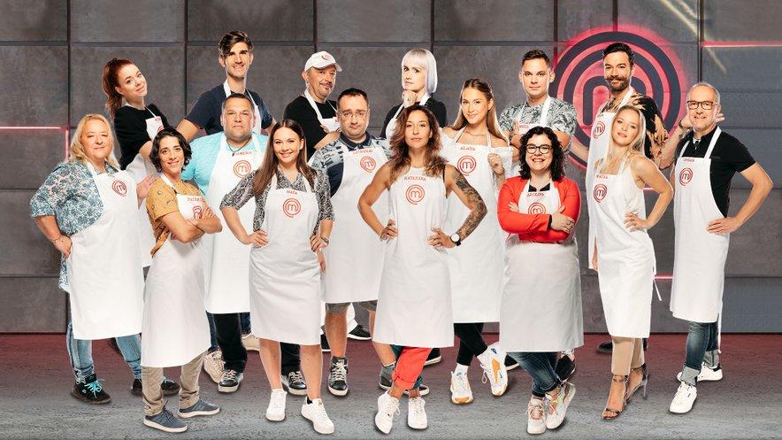 Kdo bo najboljši v sedmi sezoni kuharske oddaje Masterchef Slovenija?