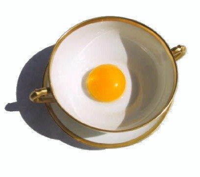 Jajca in meso za vitkost?