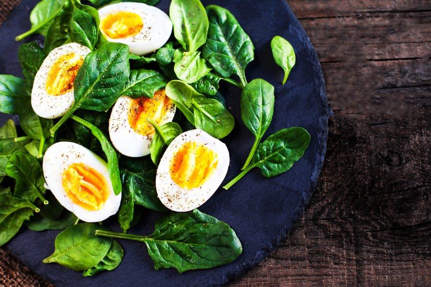 Najboljši del jajca je beljak, saj je odličen vir beljakovin.