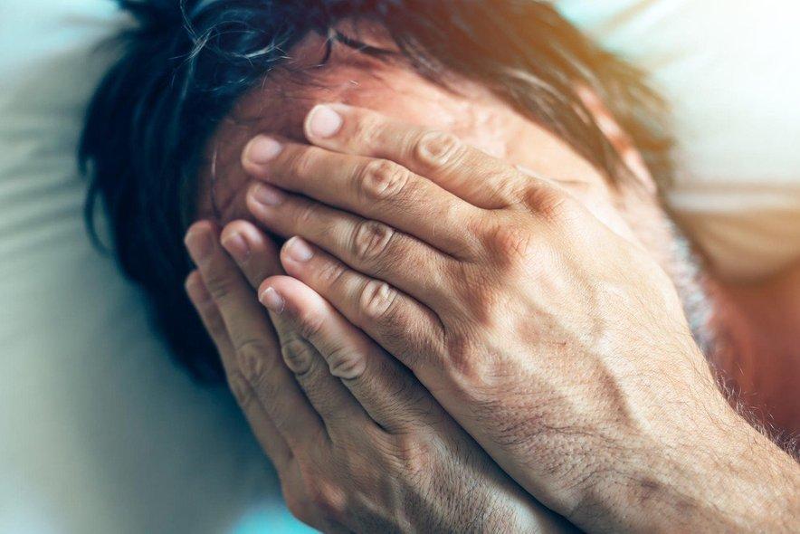 Utrujenost je lahko psihičnega izvora