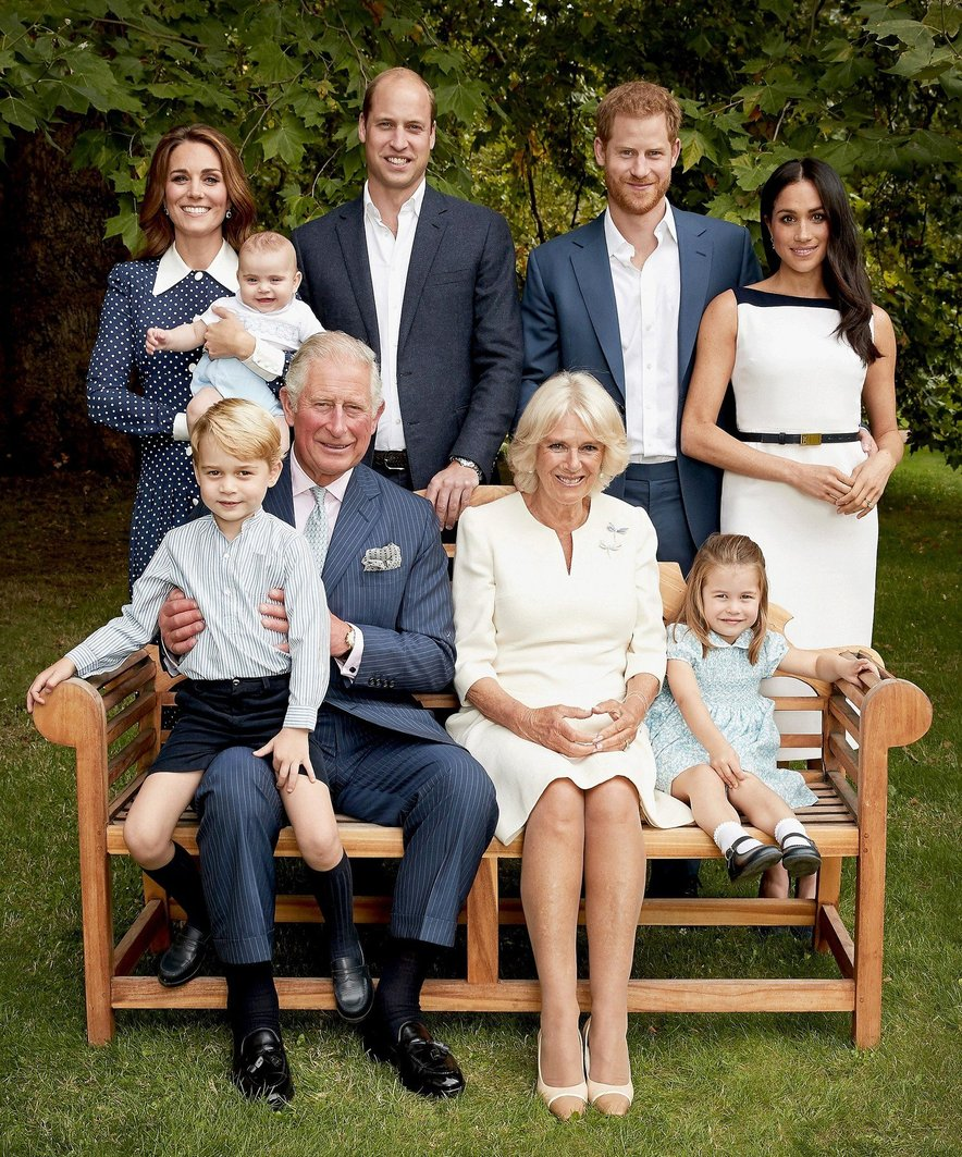 Trenutni najožji člani britanske kraljeve družine: za seboj imajo bogato zgodovino. Kakšna pa bo prihodnost?