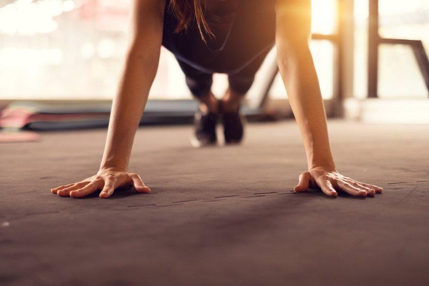 Vsak dan vsaj 40 minut namenite telovadbi.