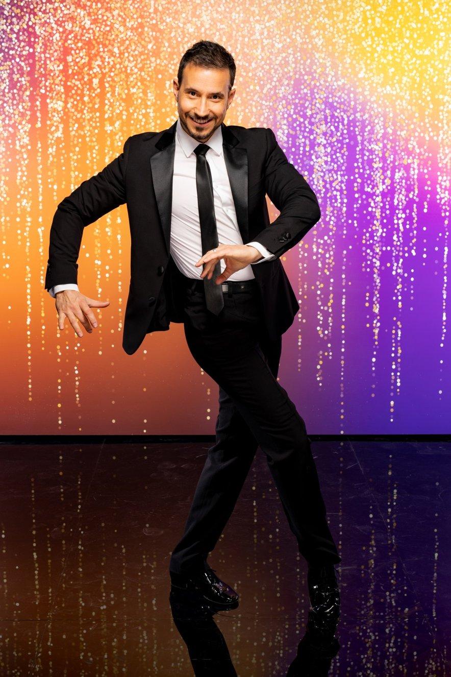Mihi Peratu ples predstavlja velik del njegovega življenja.