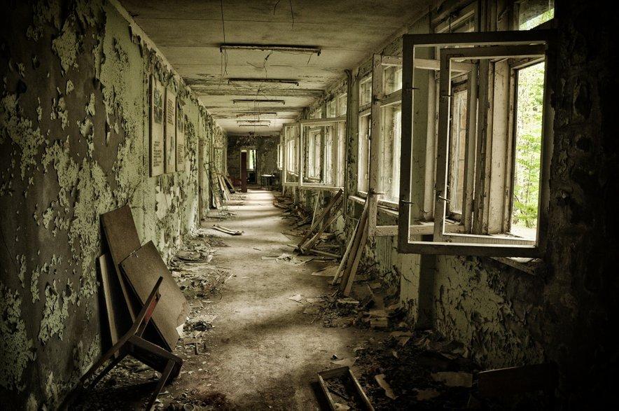 Pripjat, Černobil