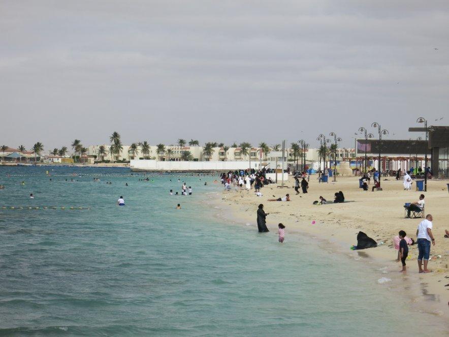 Na jugu države je morje sipin največje peščene puščave na svetu.