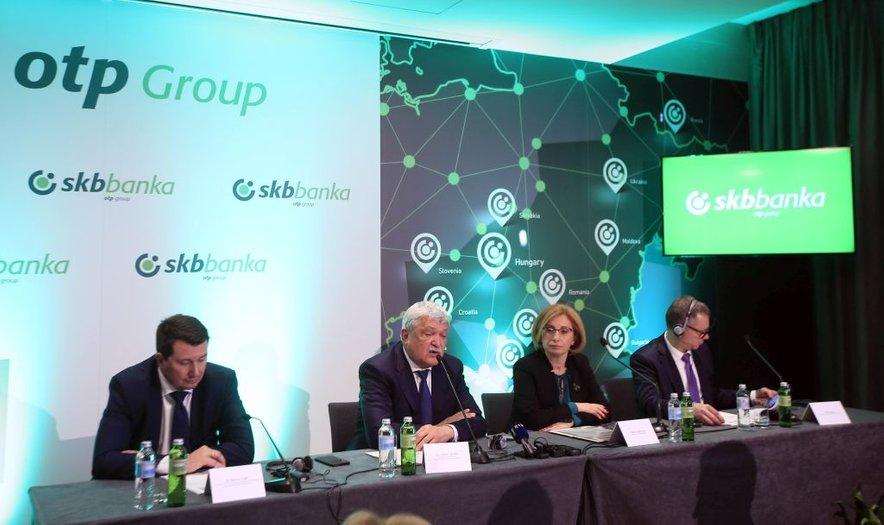 Nakup NKBM naj bi Csanyja stal okroglo milijardo evrov, 343 milijonov je pred dvema letoma odštel še za SKB banko.