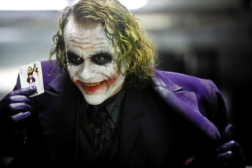 Je bil Joker (Heath Ledger) v Temnem vitezu (2008) kaj drugega kot terorist?