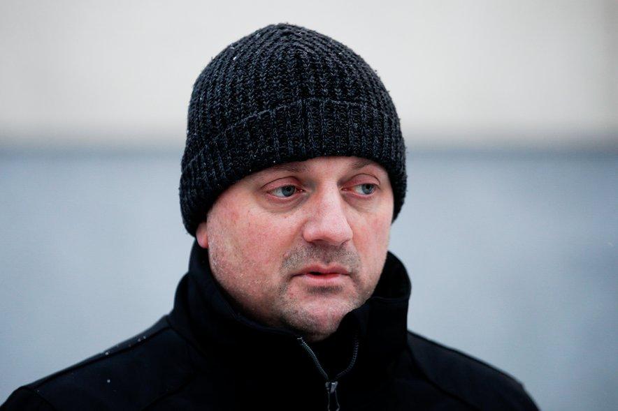 """""""Gre za slab poskus preusmerjanja pozornosti s strani ministra, pravi predsednik PSS Rok Cvetko."""