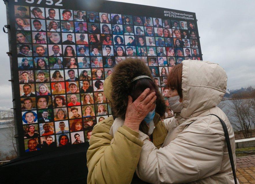 Obletnica sestrelitve ukrajinskega letala