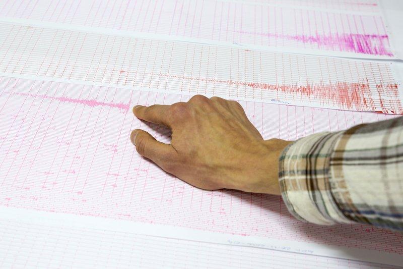 Potres pri Petrinji je bil v svetovnih razmerah zelo močan potres (slika je simbolična).