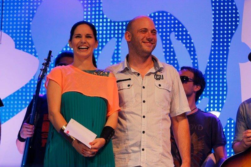 Lea Sirk in Gaber Radojevič
