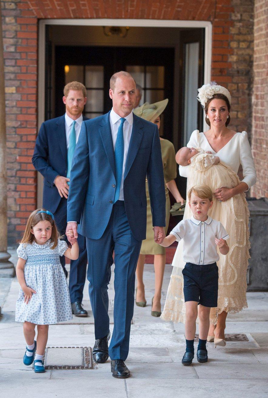 Ko bo princ Charles postal kralj, bo dobil popoln nadzor nad njunimi otroki.