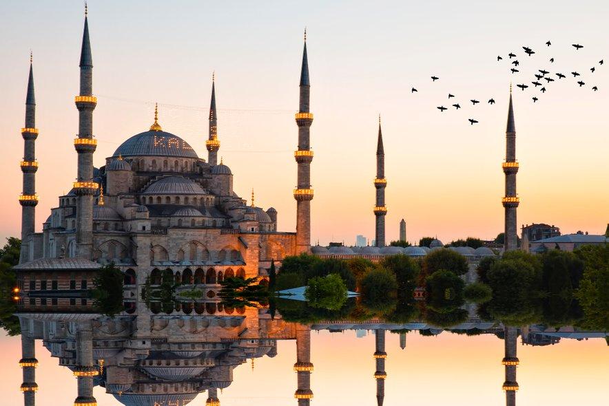 Carigrad, Turčija