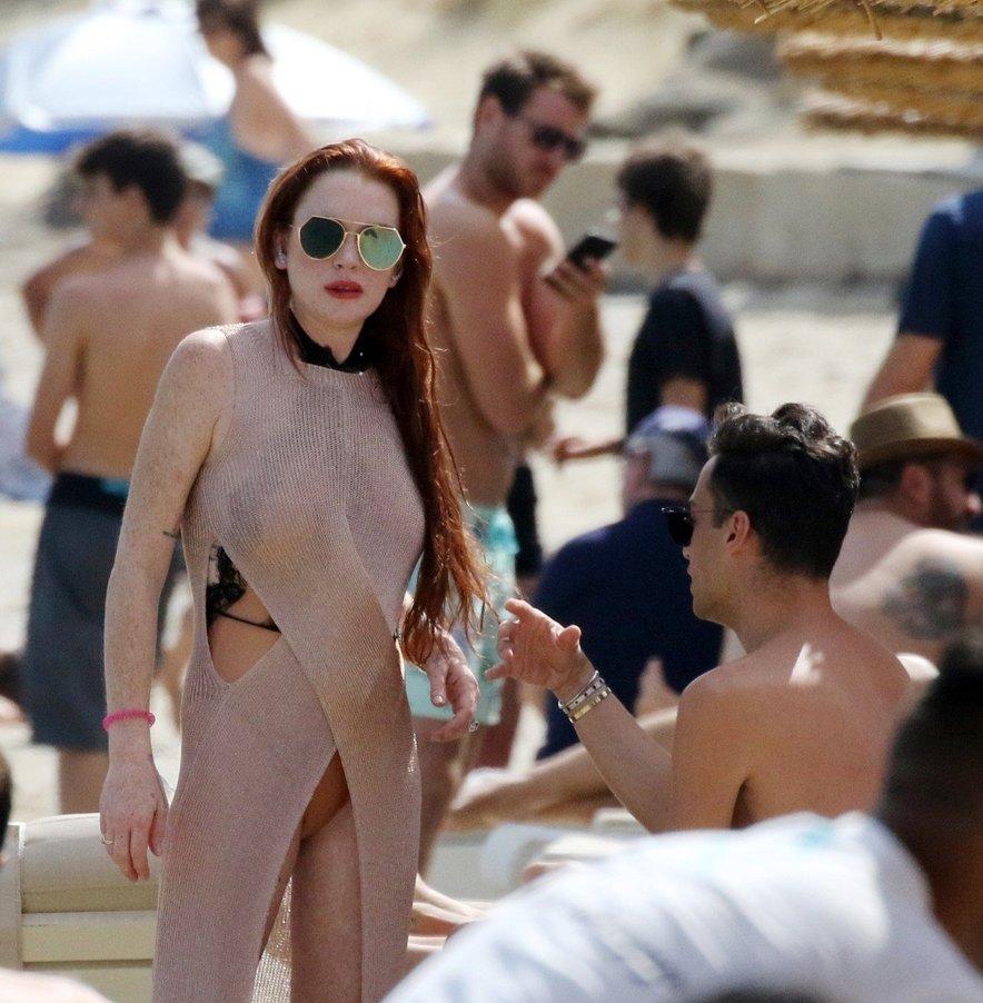Lindsay Lohan se je v zadnjih letih navdušila nad islamom.