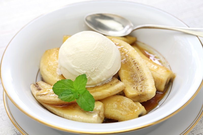 Fosterjeve banane veljajo za izjemno enostavno in hitro pripravljeno sladico, ki bo zagotovo šla v slast.