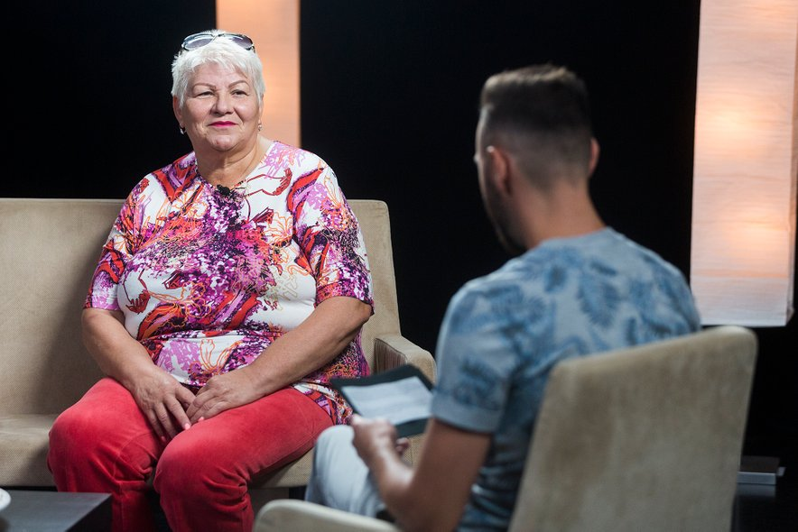 Ema je v studiu #TBT iskreno spregovorila tako o preteklih razočaranjih v ljubezni kot tudi o načrtih za prihodnost.