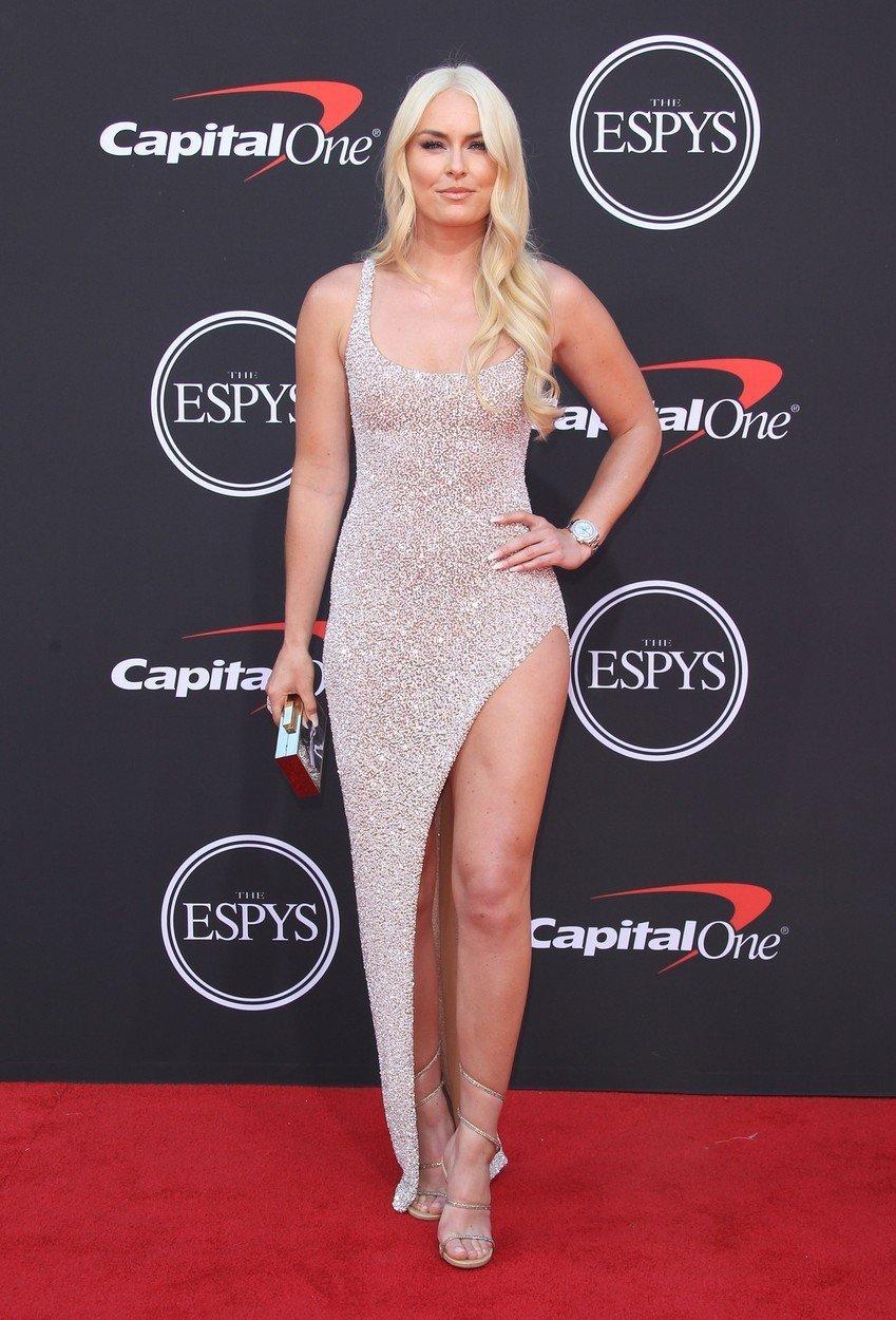 Lindsey Vonn na podelitvi ESPY nagrad