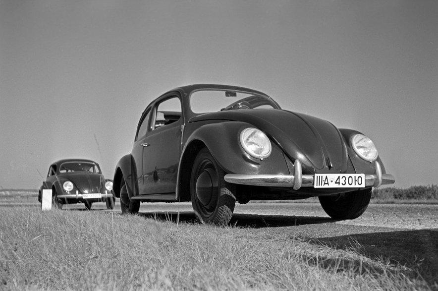 Beetle si je za večno izboril mesto v avtomobilski zgodovini.