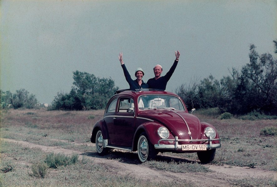 Beetle leta 1959.