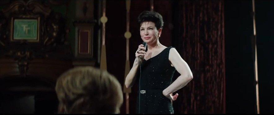 Renee Zellweger kot Judy Garland