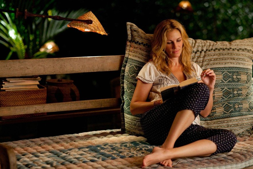 Julia Roberts v filmu Jej, moli, ljubi