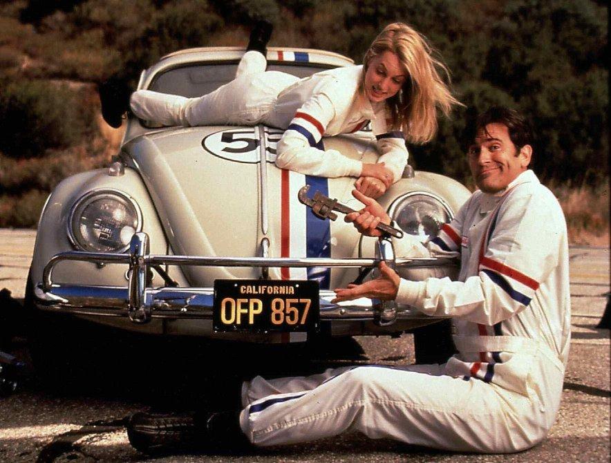 Hrošč Herbie.
