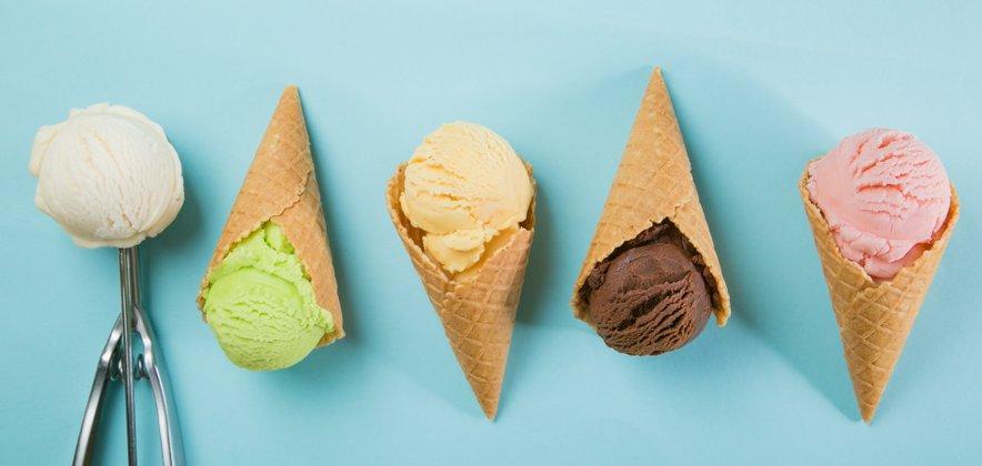 Kateri okus sladoleda je vaš najljubši?