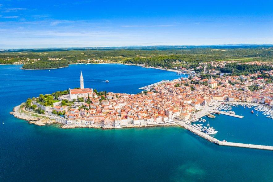 Jadranska Hrvaška ni več na rdečem seznamu.
