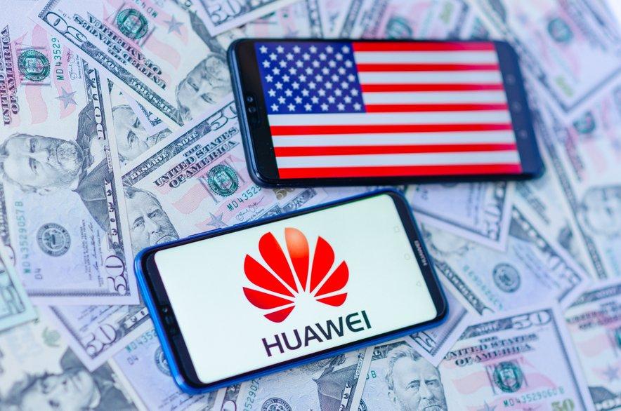 Huawei in ZDA