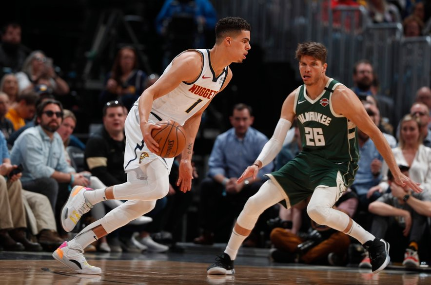 Michael Porter in Jr. Kyle Korver