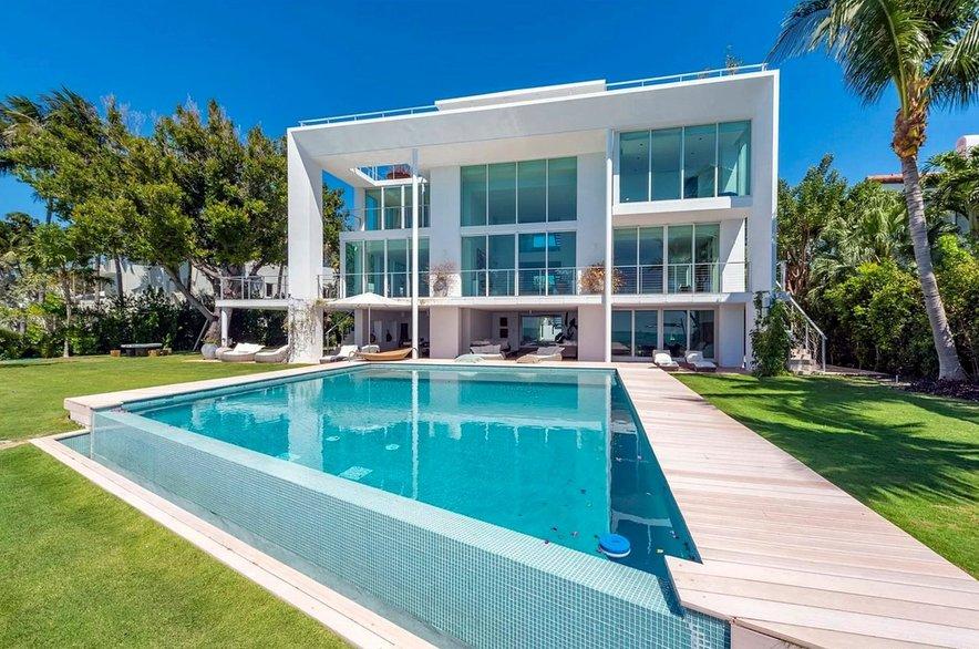 Vila, v kateri Messi z družino preživlja poletne počitnice.