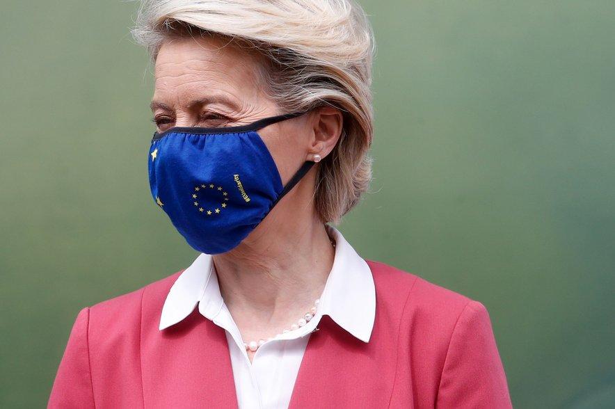 Ursula von der Leyen je ob strmi rasti cen energije pozvala k vlaganjem v obnovljive vire energije