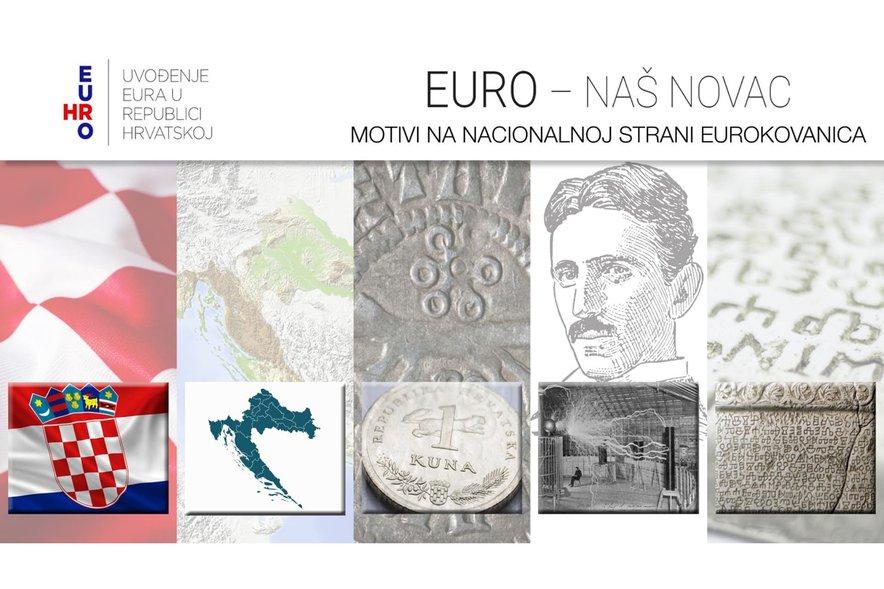 Uvedba evra na Hrvaškem