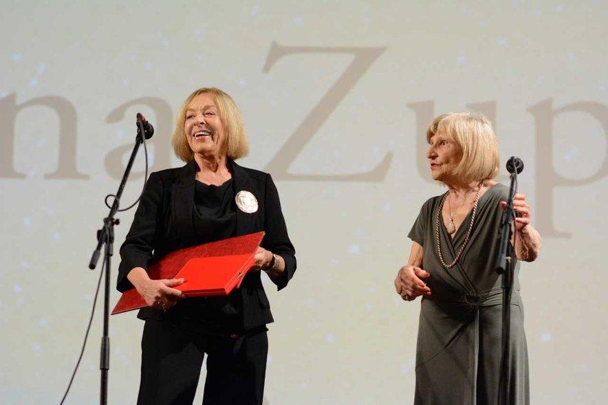 Prikazan je bil tudi film Vsaka dobra zgodba je ljubezenska zgodba, v katerem je Zupančičeva odigrala eno ključnih vlog.
