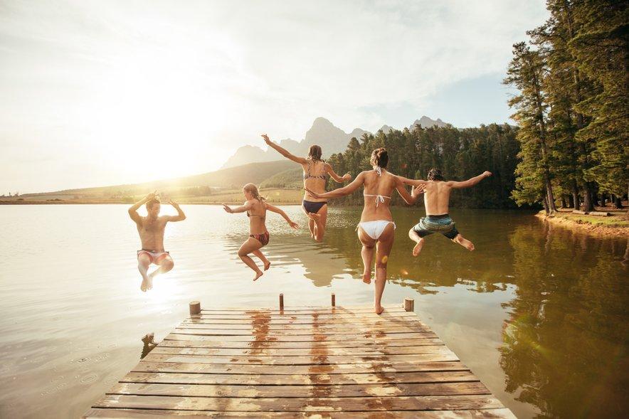 V Sloveniji je utopitev malo, ob obisku kopališč naj vsak poskrbi za svojo varnost.