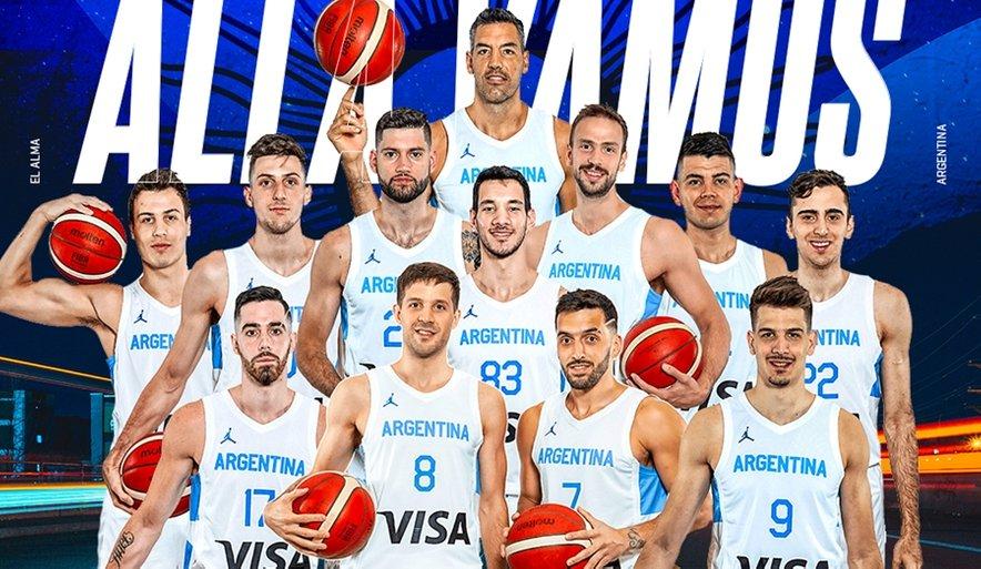 Reprezentanca Argentine za OI 2020