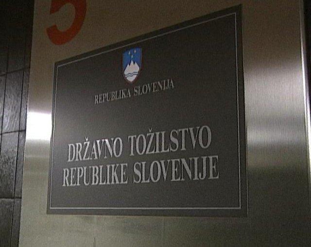 Državno tožilstvo<br>Republike Slovenije