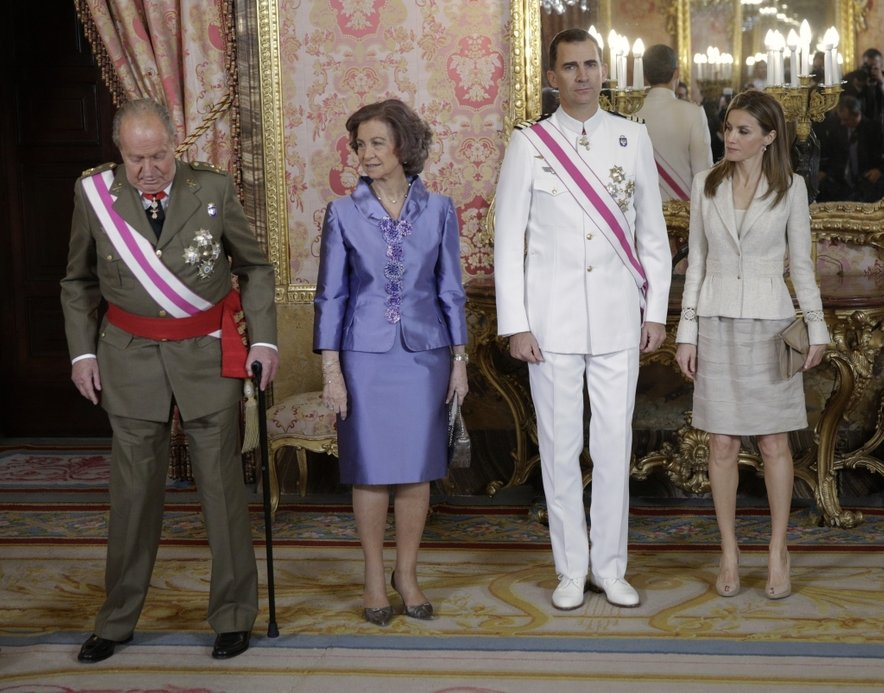 Zadnja slovesnost kralja Juana Carlosa - 5