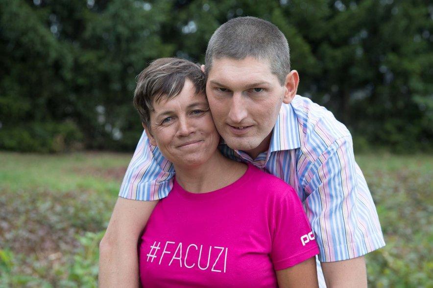 Vesna in Miha: ljubezen, ki ni trajala dolgo.