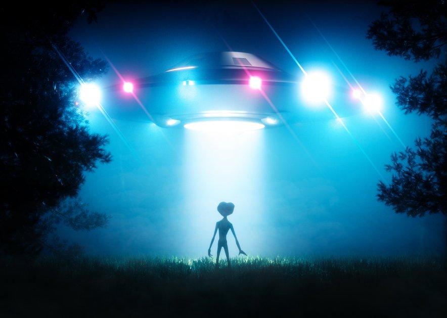 Je vsa fama okrog nezemljanov resnično zgolj produkt človeške domišljije?