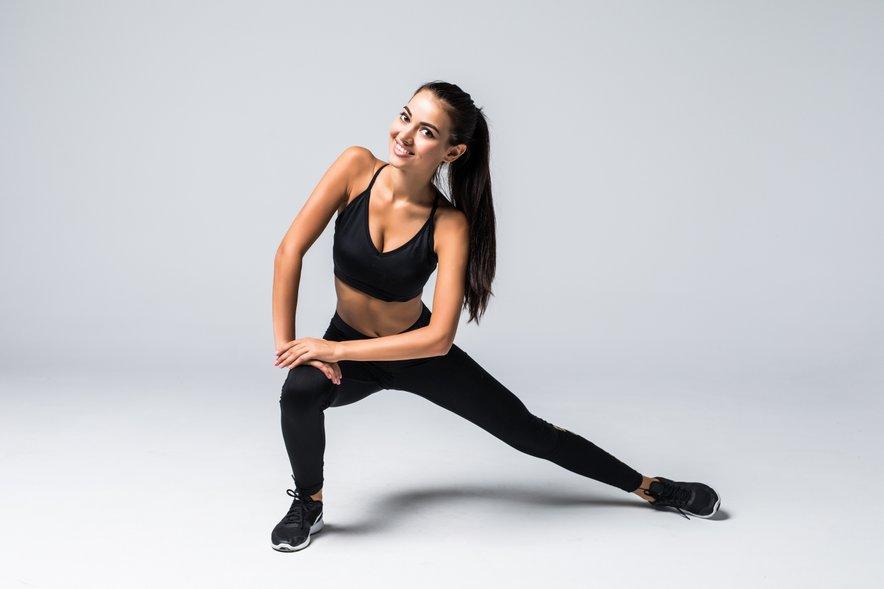 Ljudje se preveč osredotočamona stvari, kot sopopolna zadnjica, trebušne mišice, konfekcijske številke ...