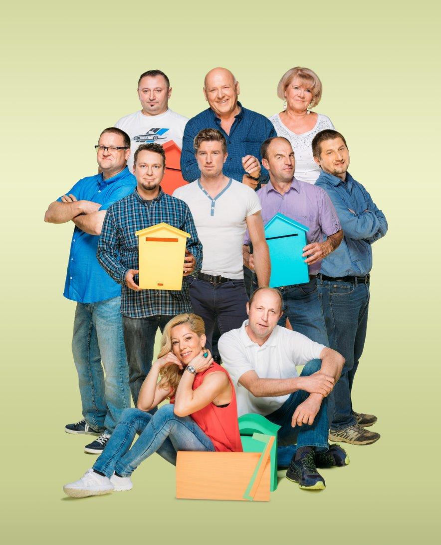 V soboto ob 21.10 na POP TV spoznajte kandidate in kandidatki 4. sezone šova Ljubezen po domače.