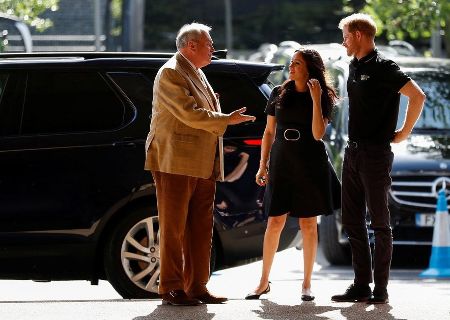 Meghan Markle in princ Harry