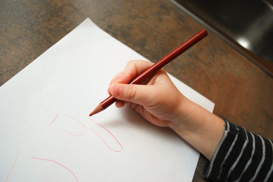 RMK vpliva tudi na pisanje.