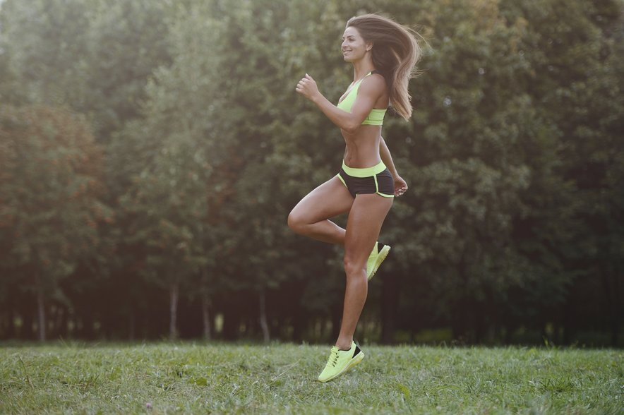 Visoko intenzivna vadba je izjemno učinkovita za topljenje maščob.