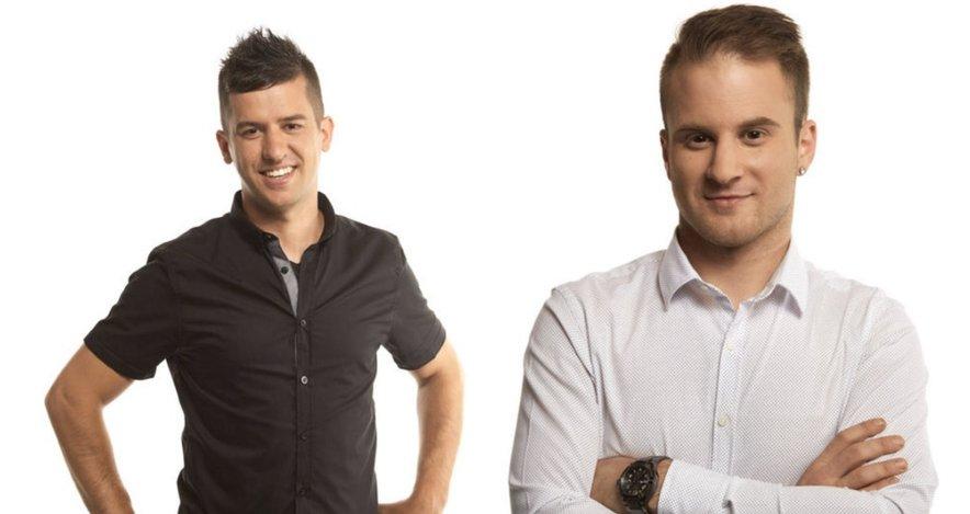 Miha Božič in Tomaž Bizjak sta se odločila, da bosta s kandidatkami ohranila le prijateljske odnose.