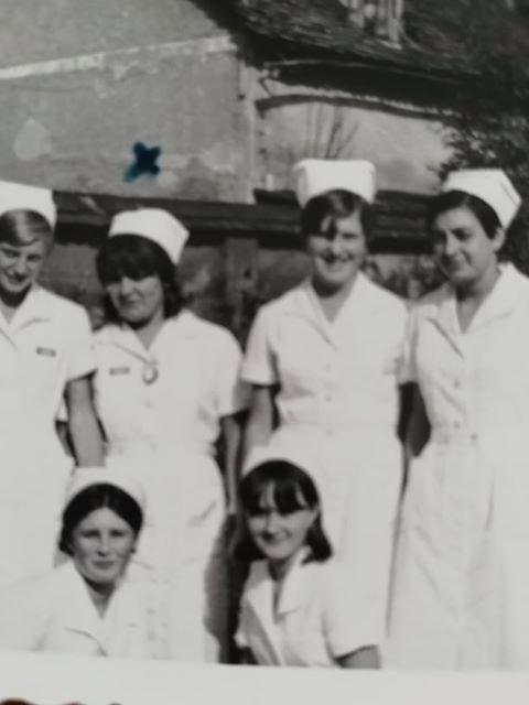 Marjana Drcar v porodnišnici