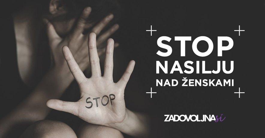 Stop nasilju nad ženskami