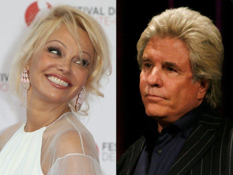 Pamela Anderson in Jon Peters sta se razšla rekordno hitro.